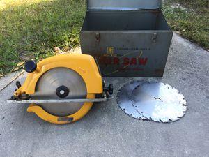 "Heavy Duty Circular Air Saw Ingersoll-Rand with 12"" Blades for Sale in Orlando, FL"