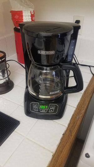 Black & Decker Coffee Maker for Sale in Los Angeles, CA