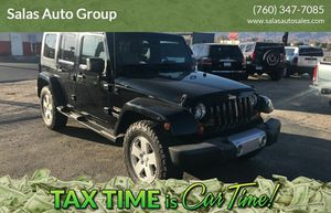 2008 Jeep Wrangler for Sale in Indio, CA
