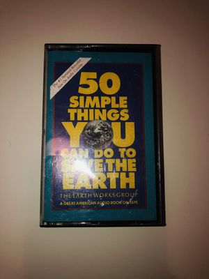 50 Simple Things You Can Do To Save The Earth for Sale in San Diego, CA