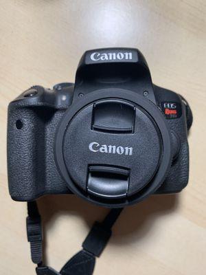 Canon Rebel T6i Camera and Accessories for Sale in Fullerton, CA