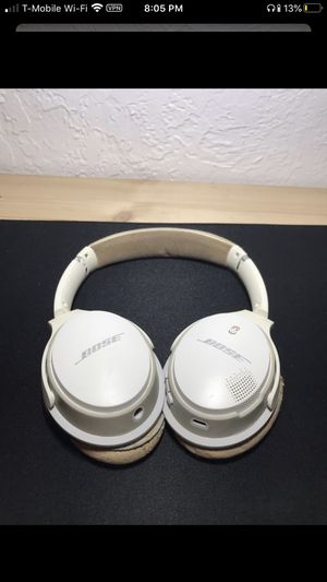Bose soundLink wireless around ear headphones for Sale in Clearwater, FL