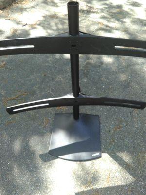 Sturdy ergotron dual desk computer monitor arm for Sale in Arlington, MA