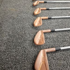 Custom Copper Plated Callaway X Prototype 3-PW Irons. S300 for Sale in Lewisville, TX