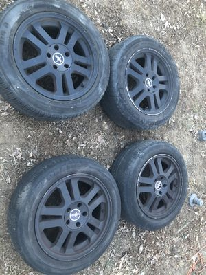 Mustang tires for Sale in Aurora, CO