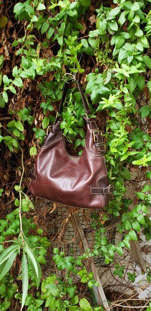 Authentic Michael kors hobo leather bag for Sale in Phoenix, AZ