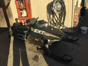 EXT el Tigre 550 Artic Special Cat Snowmobile for Sale in Modesto, CA