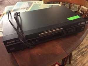 Sharp DVD player for Sale in Bellingham, MA