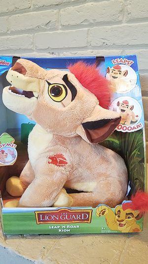 DISNEY JUNIOR LION GUARD for Sale in Fairfax, VA