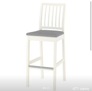 PERFECT CONDITION 2 barstools for Sale in Seattle, WA