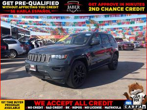 2017 Jeep Grand Cherokee for Sale in Reedley, CA