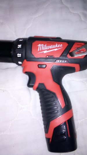 Milwakee drill for Sale in Orange, CA