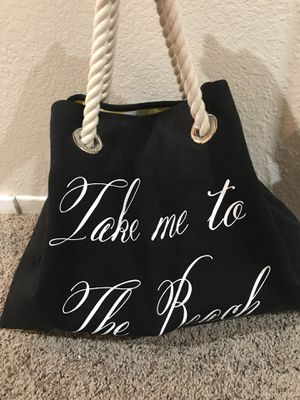 Wildfox Beach Tote - Take Me To The Beach for Sale in Norco, CA