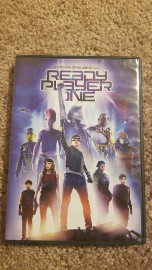 Ready Player One DVD with Case for Sale in Stockbridge, GA