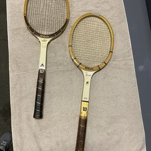 Vintage Tennis Rackets for Sale in Santa Monica, CA