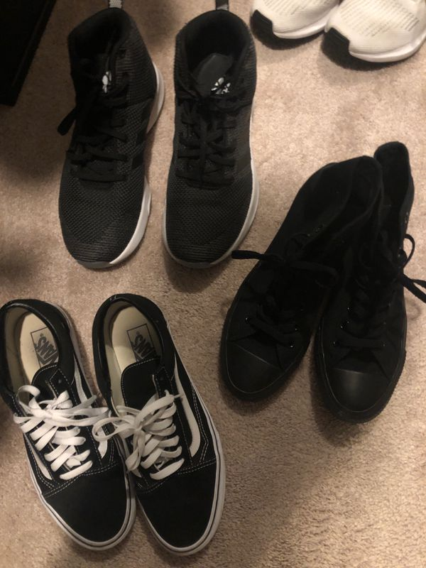 All 9.5 shoe size
