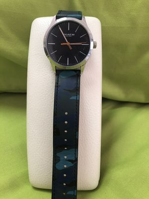 Coach Men's Watch for Sale in Cherry Hill, NJ