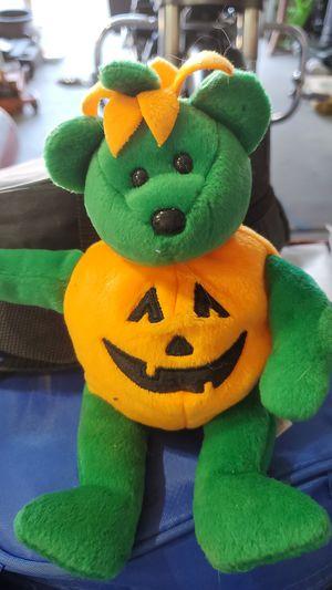 Pumpkin beanie baby for Sale in Apache Junction, AZ