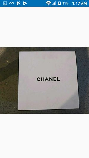 Brand New Still in the Box and Plastic Wrap CHANEL No. 5 Women's Perfume Gift Set. for Sale in San Jose, CA