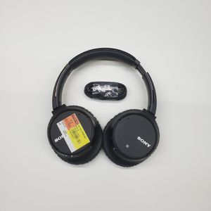 SONY WH-CH700N WIRELESS BLUETOOT NOISE CANCELLATION HEADPHONES - BLACK for Sale in The Bronx, NY