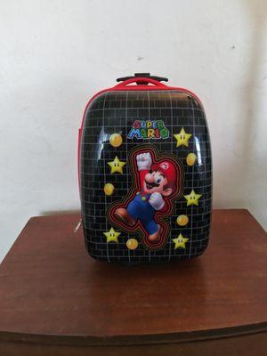 Collectible . suitcase. Super mario Nintendo for Sale in Denver, CO
