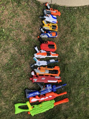 Nerf Guns for Sale in Northbrook, IL