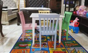 BRAND NEW DINING TABLE SET 4 CHAIR FURNITURE 2 for Sale in Pomona, CA