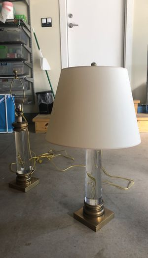 2 Lamps for Sale in Midland, MI