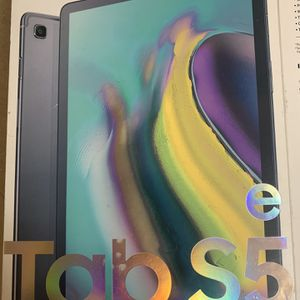 Samsung Galaxy Tab S5e for Sale in Mayville, WI