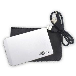 "2.5"" Inch Silver Sata USB 2.0 Hard Drive HDD Enclosure External Laptop Disk Case (harddrive-USA) for Sale in Riverside, CA"