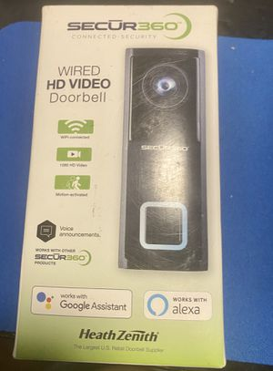 Ring Doorbell camera (wifi) for Sale in Elgin, IL
