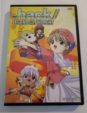 . hack//Legend of the Twilight- Volume 3: End Game DVD 2004 Anime DVD for Sale in Henderson, NV