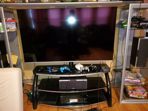 Vizio 65 inch p series 2017 4k hdr and stand for Sale in Chicago, IL
