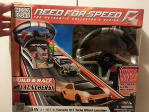 Need for Speed Mega Blocks for Sale in Tacoma, WA