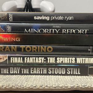6 Sci-fi/Action DVD Lot for Sale in The Bronx, NY