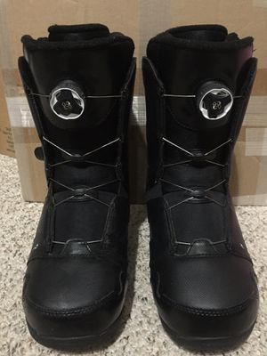 Ride Rook Boa Snowboard Boot size 10 for Sale in Frederick, MD