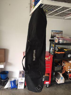 Burton 166 Snowboard Bag for Sale in Salem, OR