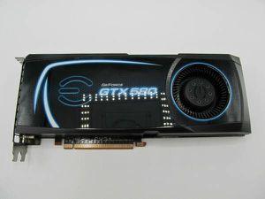 EVGA NVIDIA GeForce GTX 580 (015-P3-1580-TR) 1.5GB / 1.5GB (max) GDDR5 PCI Express for Sale in Los Angeles, CA