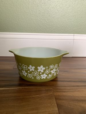 Pyrex spring blossom bowl for Sale in Orlando, FL