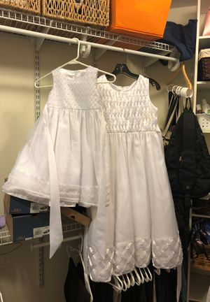 Matching flower girl dresses for Sale in Olympia, WA