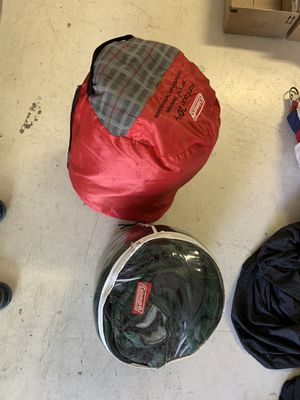 Two Coleman Sleeping bags for Sale in Phoenix, AZ