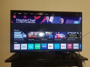 40 inch vizio Roku Smart TV for Sale in Washington, DC