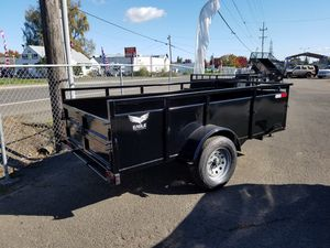 EAGLE TRAILER 5X10 FALCON LIGHT SPEED for Sale in Cornelius, OR