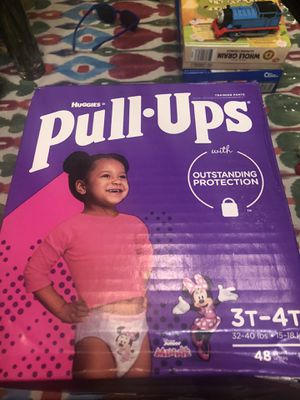 Huggies pull ups for Sale in Houston, TX