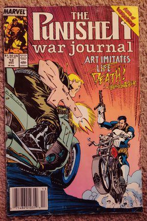 Punisher War Journal for Sale in East Wenatchee, WA