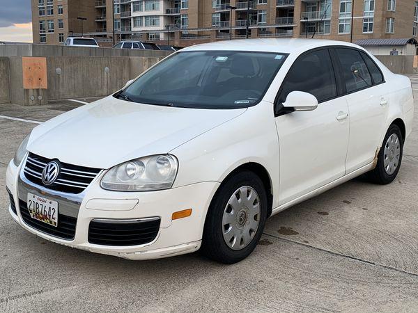 2007 Volkswagen Jetta 2.5 as is