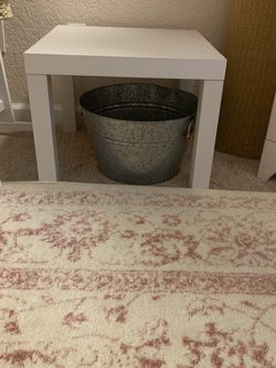 White side Table for Sale in Fresno,  CA