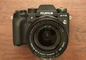 Fuji XT2 Mirrorless Digital Camera for Sale in Nashville, TN