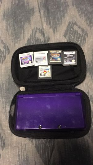 Nintendo 3DS Purple Sun and Moon edition for Sale in Norwalk, CA