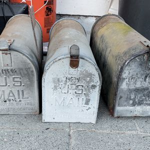 Vintage Mail Boxes for Sale in Brier, WA
